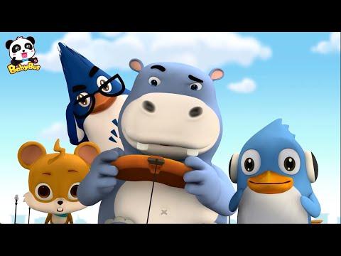 Kiki y Sus Amigos   Dibujos Animados Infantiles   BabyBus Español