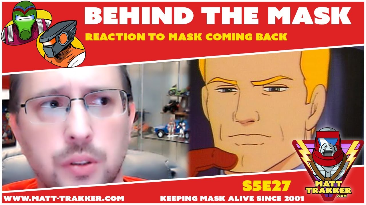 Reaction to MASK Coming Back - S5E27