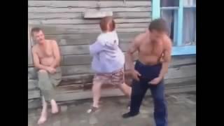 Женщина я не танцую. прикол