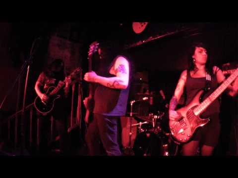 SHADOW OF THE TORTURE live 5 Stars Bar 05/18/2014
