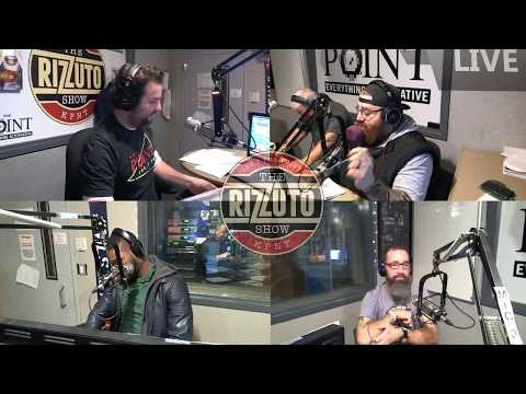 Preacher Lawson talks AGT, Freak Of The Week and more on the Rizzuto Show