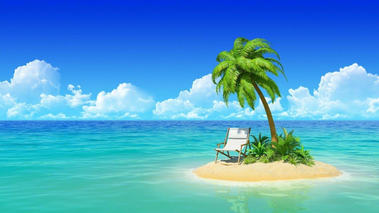 أجمل صور لمناظر البحر والشواطئ الخلابة💙💝⛅مع موسيقى هادئة