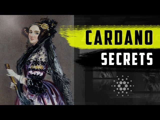 Cracking the Cardano Code