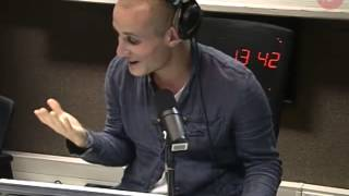Никита Кукушкин на радио Маяк