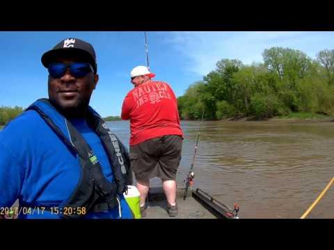 Kaw River(Kansas River Catfishing)