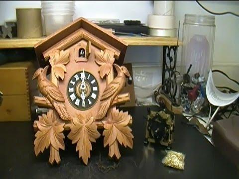 Regula 25 cuckoo clock movement