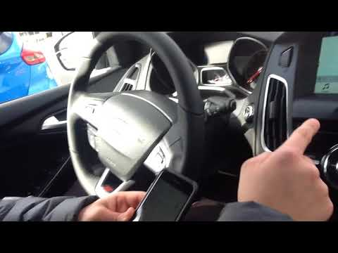 How to Bluetooth connect your iPhone in a 2018 Ford Vehicle