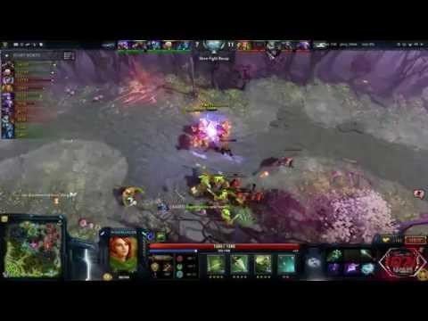 Indonesia Dota 2 League Final Pandora E-Sport vs 7sins Game 2