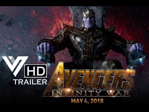 Avengers Infinity War : Official Trailer (2018) Superhero Movie HD