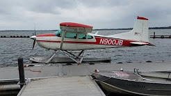 Seaplane Flight At Tavares Florida