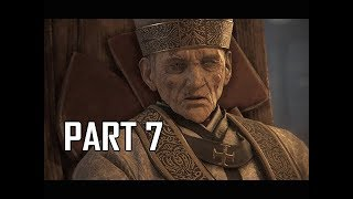 A Plague Tale Innocence Walkthrough Part 7 - Roses (Gameplay Commentary)