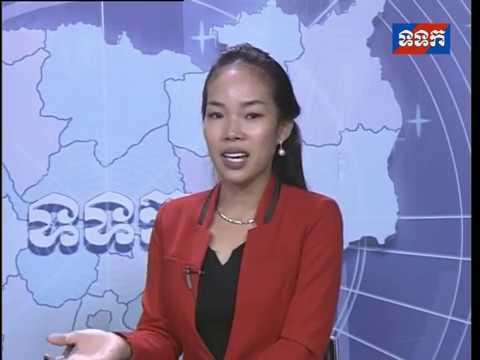 Real Estate Talk Show on TVK, CENTURY 21 Cambodia