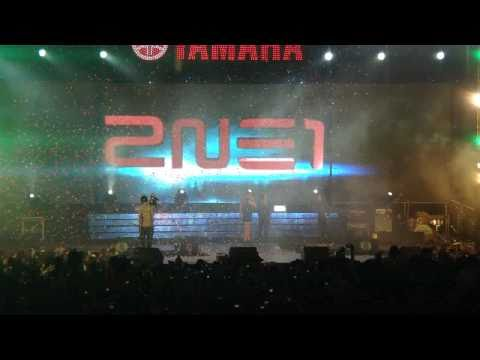 [FANCAM] 101218 2NE1 Live  - Don't Stop The Music  @ Yamaha Fiore Thailand (By Ammiee)