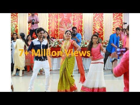 """""""11+ Million Views""""Best Ever Wedding Dance Bride and Groom Kerala Style Rejani Weds Sreeraj"""