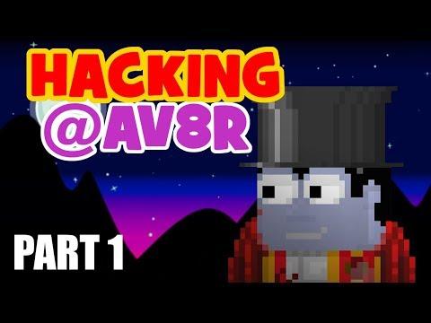 Growtopia - HACKING @AV8R (500 DLs)