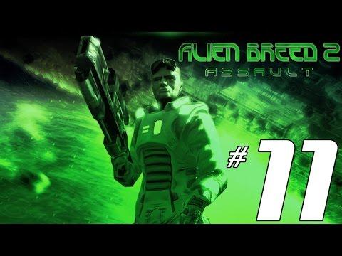 Alien Breed 2: Assault「PS3」- Part 11 Escort 2 |