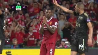ליברפול נגד לסטר 1-2 תקציר המשחק