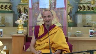Changing our mind ~ Gen Kelsang Rigden
