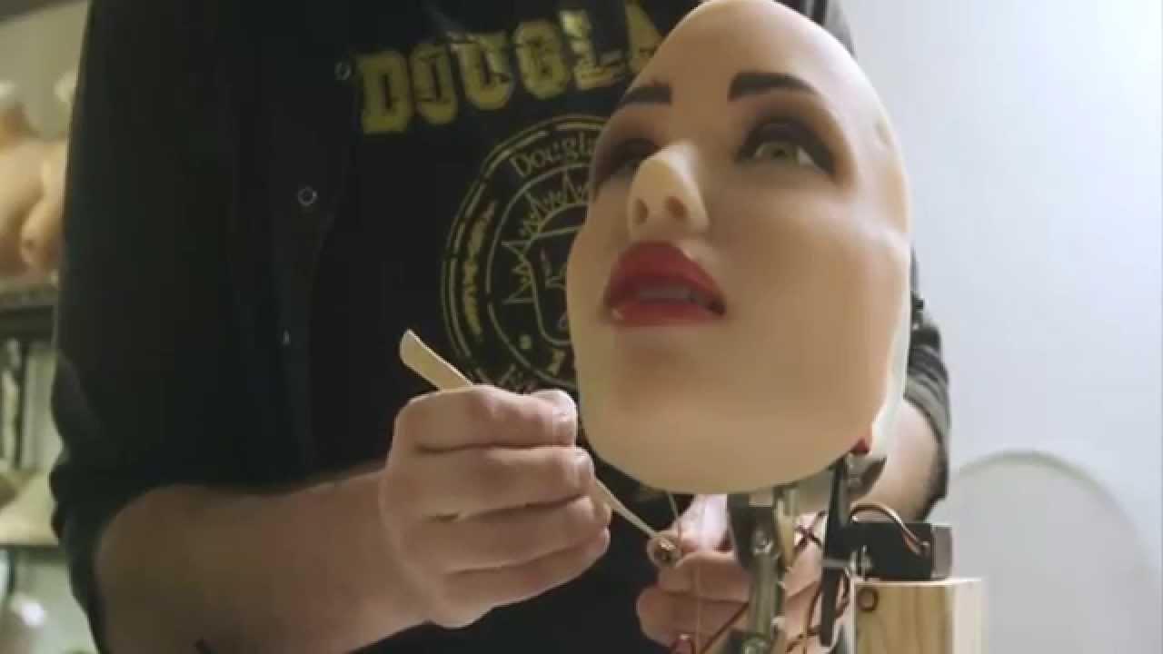 prostitutas robot vídeos de prostitutas