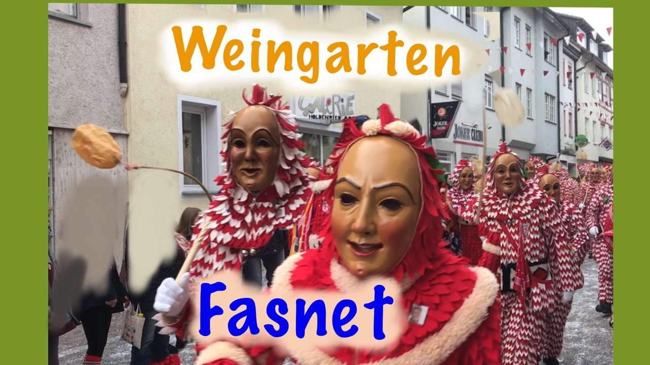 weingarten narrensprung 2017 fasnet umzug baden w rttemberg kreis ravensburg youtube. Black Bedroom Furniture Sets. Home Design Ideas