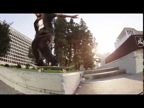 Tiago Lemos SW Bigspin BS Tail // 2016 TRICK OF THE YEAR Kelly Approved