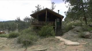 Angler Skyline Log Cabin - Tarryall River Ranch