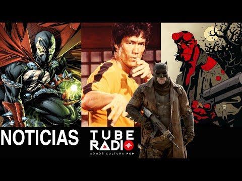 Noticias: Spawn, Hellboy, Bruce Lee, The Batman, Venom, Fullmetal Alchemist