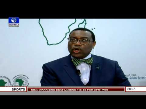 Earth File: Focus On Africa Renewable Energy Initiative -- 15/01/16 Pt. 1