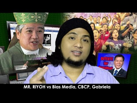 Mr. Riyoh vs. Bias Media, CBCP & Gabrielas
