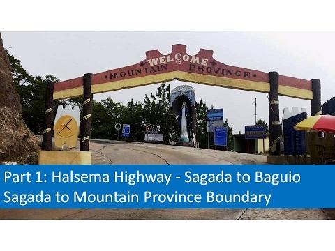 Part 1   Sagada to Baguio via Halsema Hwy,  31 Dec 2015