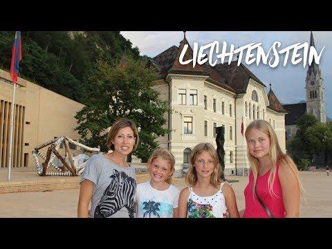 Where in the World is Liechtenstein???