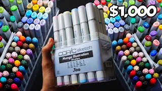 I Bought the World's Most Expensive Markers