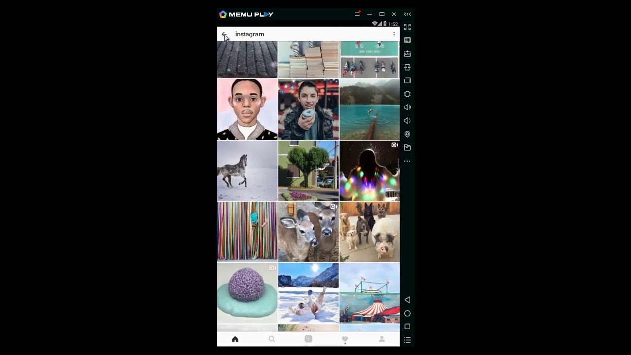 How to use Instagram on PC - MEmu Android Emulator