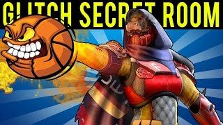 Destiny - KINGS FALL SOLO GLITCH INTO SECRET ROOM! (Oryx