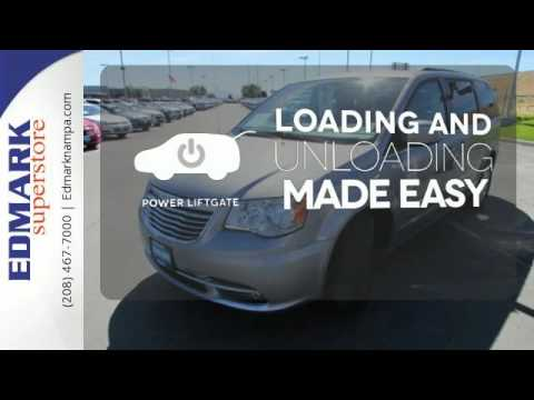 2015 Chrysler Town & Country Boise ID Nampa, ID #815330 - SOLD
