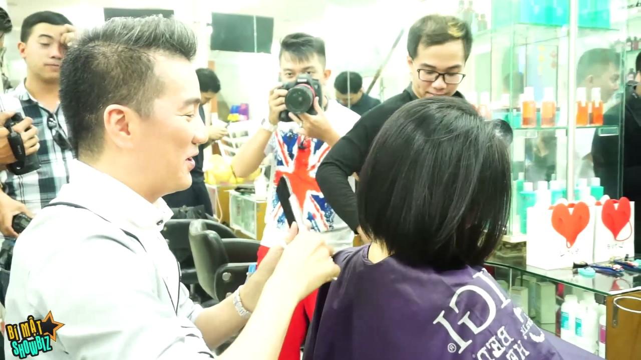 ĐÀM VĨNH HƯNG cắt tóc cho LIÊU HÀ TRINH, tiết lộ chuyện thâm cung bí sử   BÍ MẬT VBIZ   Tất tần tật những nội dung nói về lam toc cho tuan hung đầy đủ nhất