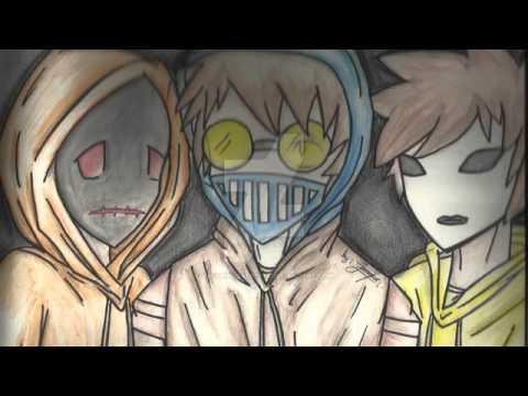 Картинки худи маски тики