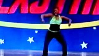 TMH DANZ - KANESHA MOORE - PERFORMING DANCE MIX - CHOREOGRAPHED BY TAURUS M. HINES