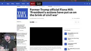 Former Official Says Trump Put Us On Brink Of Civil War, They REFUSE To Recognize Their OWN Fault