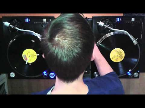 DJ Spictacular - Oldskool hiphop turntablism