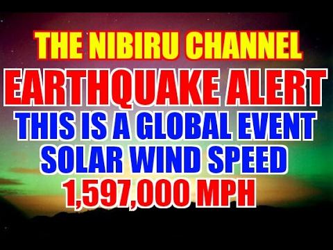 GLOBAL EARTHQUAKE ALERT...FEBRUARY 1st 2017