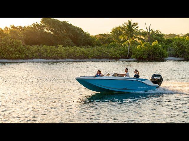 Bayliner Element M17 - All New Deck Boat