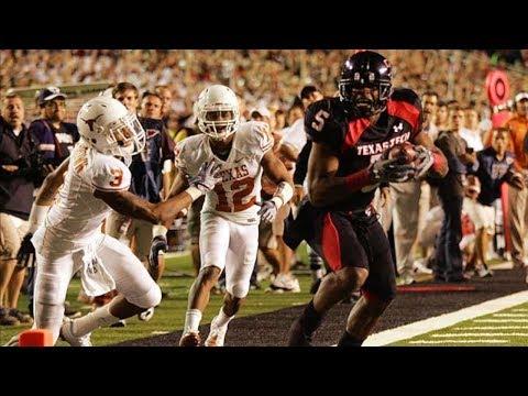 A Game to Remember: Texas Tech vs. Texas 2008