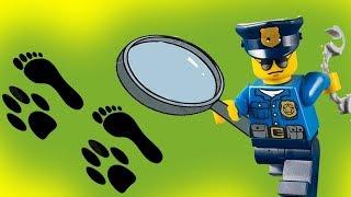 ОГРАБЛЕНИЕ ВЕКА или ДЕДУКТИВНЫЙ МЕТОД! Новые Лего мультики на русском Мультфильмы 2018