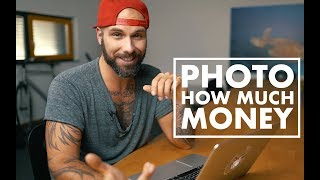 How much MONEY for PHOTOGRAPHY ? | Jaworskyj