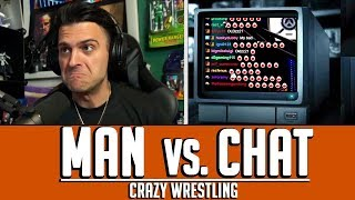 MAN vs. TWITCH CHAT - Wrestling  ( Mail Time Unboxing #2 ) thumbnail