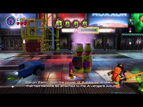 LEGO Marvel Avengers: Masters of Evil Level Pack First Run