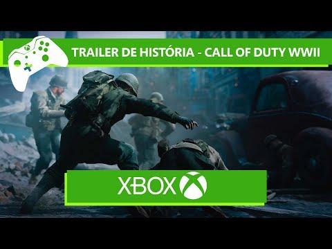 Trailer de História - Call of Duty® WWII
