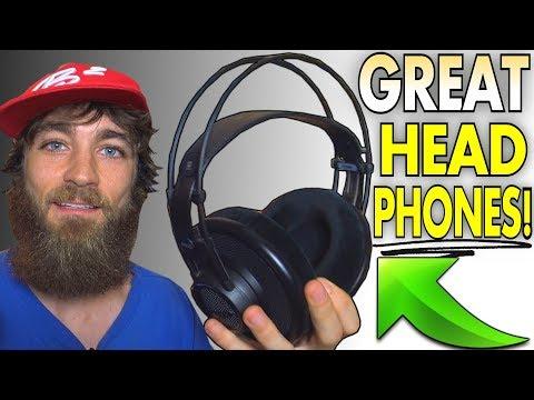 Best Sounding HEADPHONES!? Massdrop AKG K7XX Studio Reference Headphone For $200   The 2018 Review