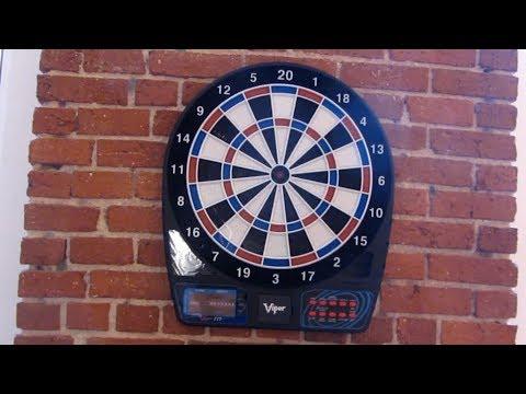 Viper 777 Dartboard | Mounting Instructions